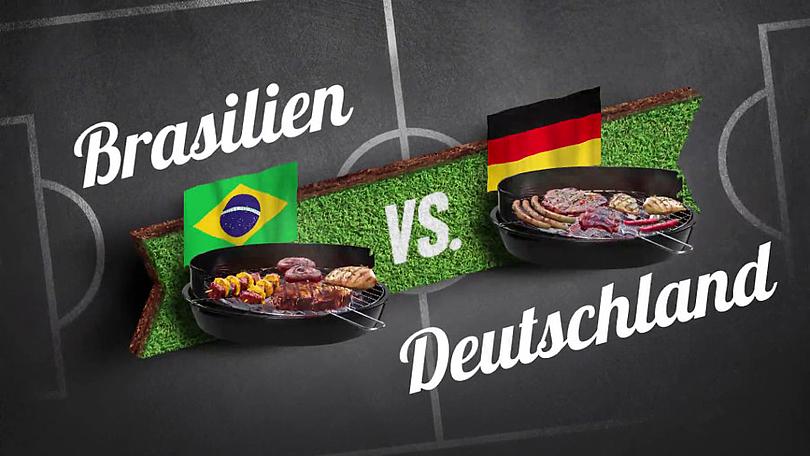 """Reiner Calmund - EDEKA – Bauchentscheidungsvideos - Halbfinale """"Brasilien vs. Deutschland"""""""