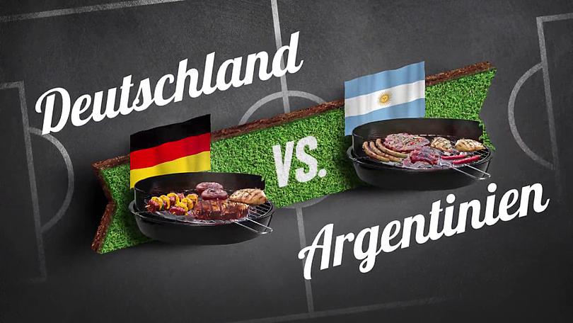 """Reiner Calmund - EDEKA – Bauchentscheidungsvideos - Finale """"Deutschland vs. Argentinien"""""""