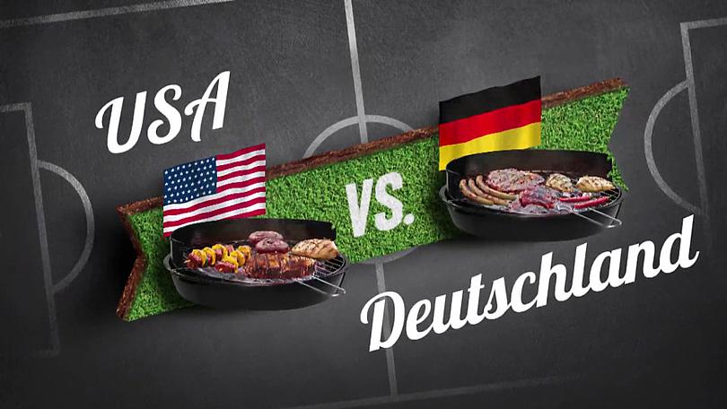 """Reiner Calmund - EDEKA – Bauchentscheidungsvideos - Vorrunde """"Deutschland vs. USA"""" (V.1)"""