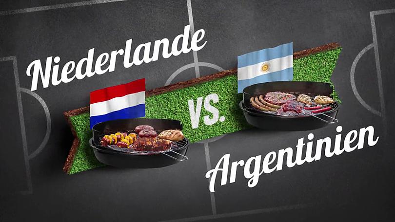 """Reiner Calmund - EDEKA – Bauchentscheidungsvideos - Halbfinale """"Niederlande vs. Argentinien"""" (V.1)"""