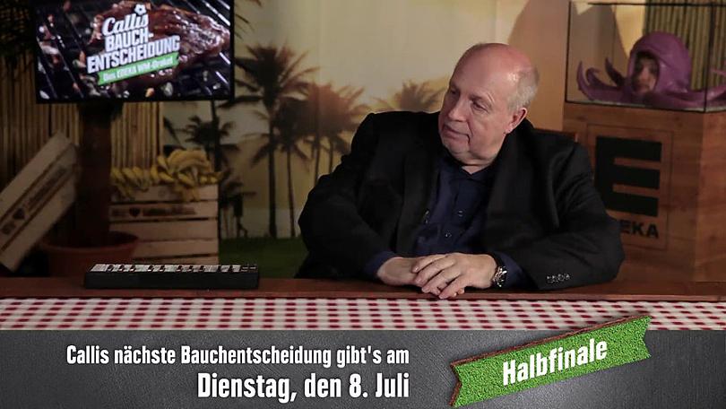 """Reiner Calmund - EDEKA – """"11. Pausenclip"""""""