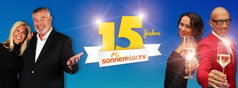 """Harry Wijnvoord – Sonnenklar.TV – """"15 Jahre"""""""