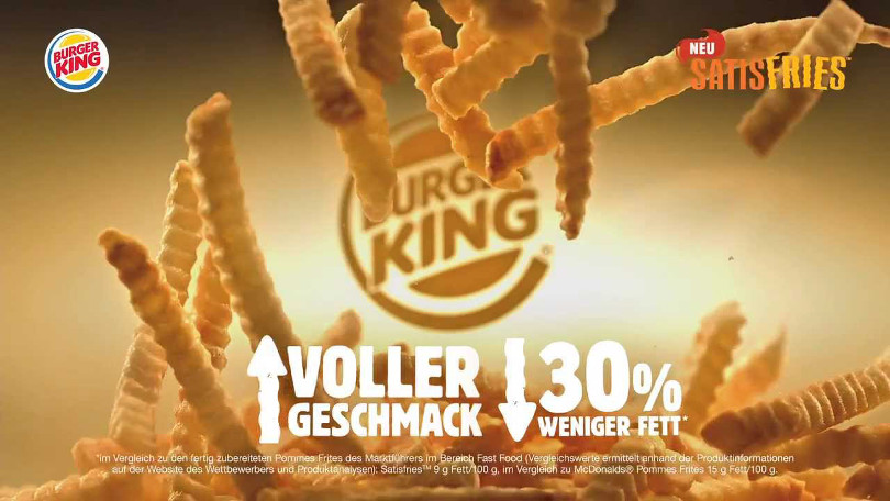 Lena Markwald – BURGER KING