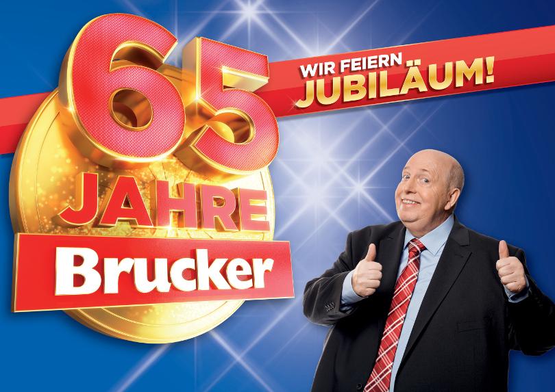 """Reiner Calmund – Möbel Brucker – """"Wir feiern Jubiläum"""""""
