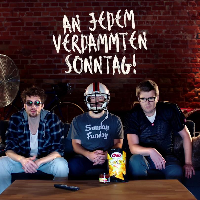 """Thorsten Bär – Chio TORTILLAS– """"Face Mask"""""""