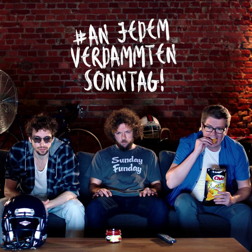 """Thorsten Bär – Chio TORTILLAS– """"Interception"""""""