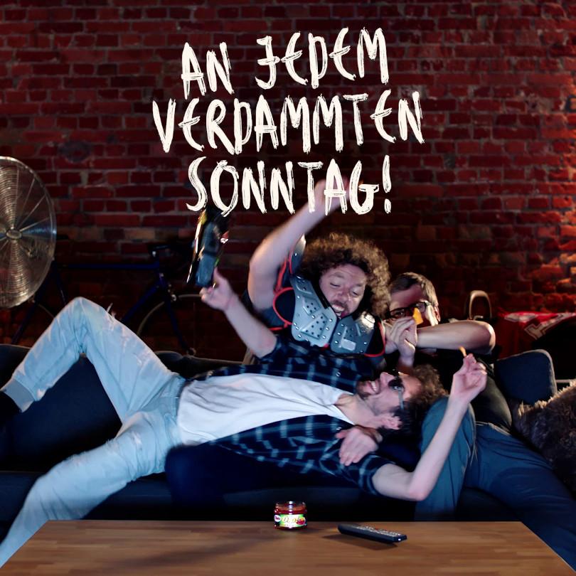 """Thorsten Bär – Chio TORTILLAS– """"Touchdown"""""""