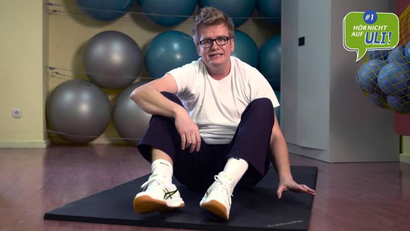 """Comedian Thorsten Bär – BW Bank – """"Hör nicht auf Uli – Sprich mit den Experten der BW-Bank"""""""