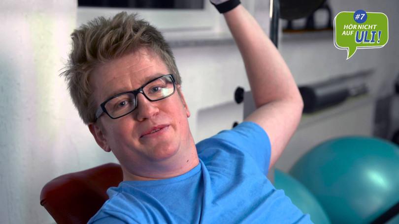 """Comedian Thorsten Bär – BW Bank – """"Hör nicht auf Uli – Nutze die ausgezeichnete Beratung der BW-Bank"""""""